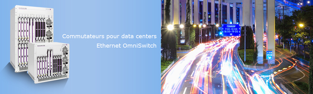 OmniSwitch™ 10K Alcatel-Lucent