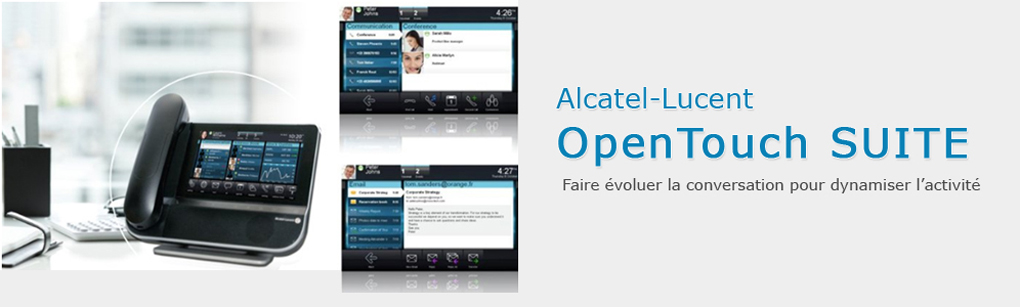 Alcatel-Lucent OpenTouch